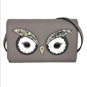Kate Spade Owl Summer Crossbody Bag NWT